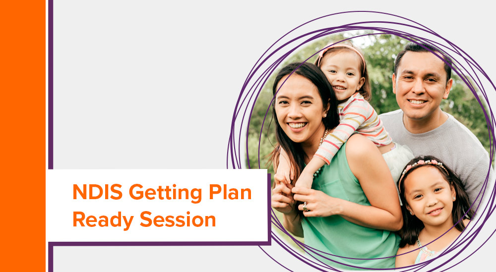 NDIS Getting Plan Ready Banner